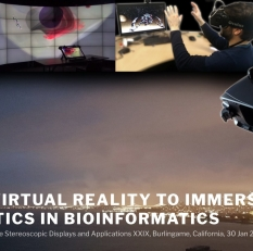 30.01.2018 VR to IA in Bioinformatics at SD&A 2018